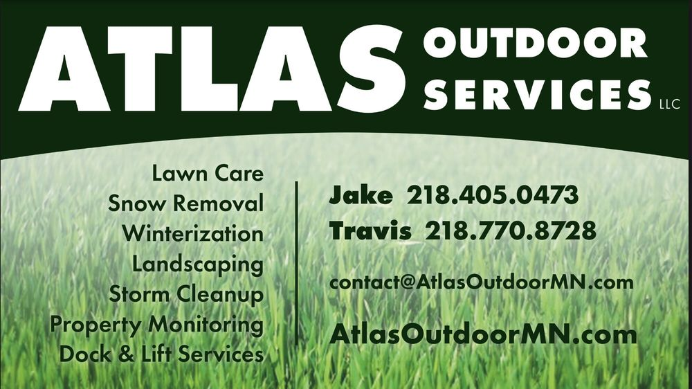 Atlas Outdoor Services: Fergus Falls, MN