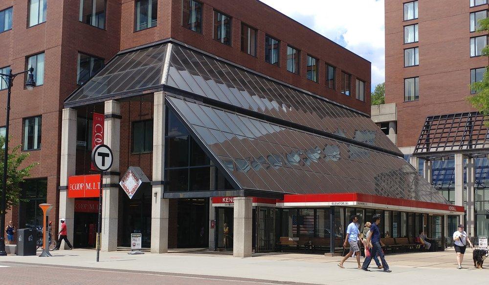 MBTA Kendall/MIT Station
