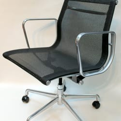 Photo Of ChairOnDemand   Long Island City, NY, United States. Eames Cygnus  Mesh