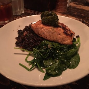 Photo of The Trappe Door - Greenville SC United States. Grilled salmon and & The Trappe Door - 271 Photos u0026 472 Reviews - Belgian - 23 W ... pezcame.com