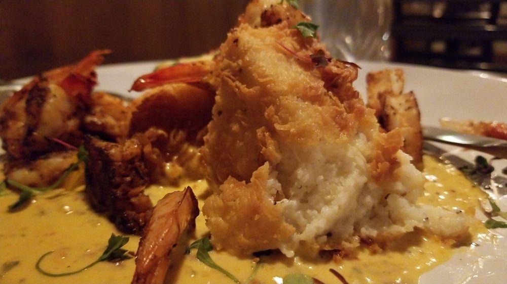 Off The Hook Seafood: 626 S Polk, Amarillo, TX