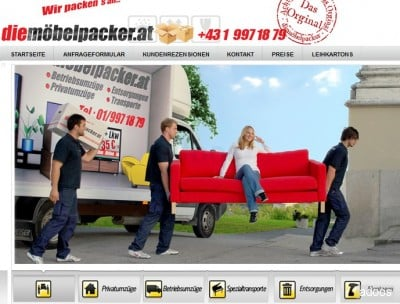 die m belpacker umz ge berggasse 11 alsergrund wien. Black Bedroom Furniture Sets. Home Design Ideas