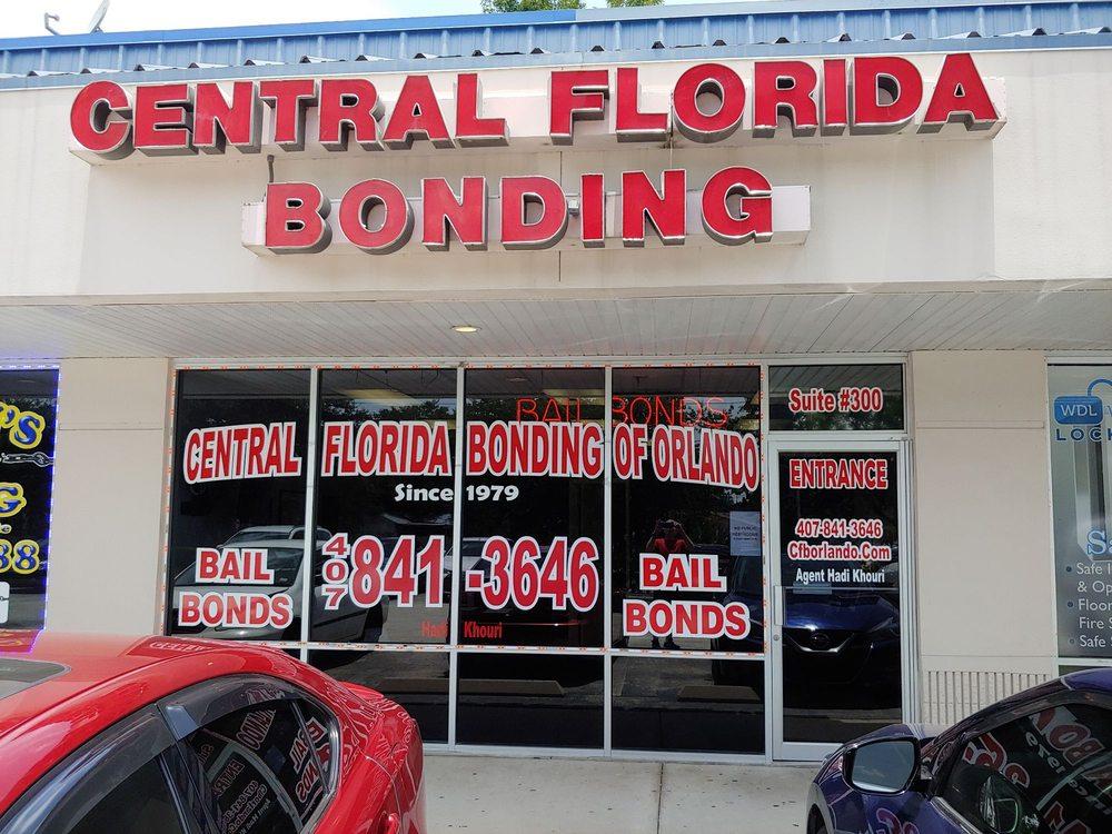 Central Florida Bail Bonds: 2911 39th St, Orlando, FL