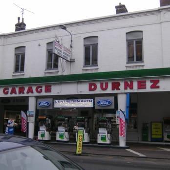 Garage durnez p re et fils stations d 39 essence 168 rue - Station essence porte des postes lille ...