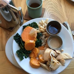 Buddha Bowl** - Menu - The Steeping Room - Austin