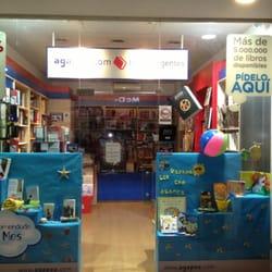 Agapea Bookstores Centro Comercial Bahía Sur San Fernando