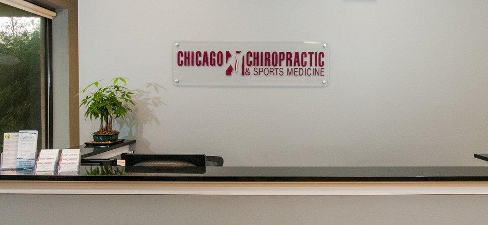Chicago Chiropractic & Sports Medicine: 1515 W Hubbard St, Chicago, IL