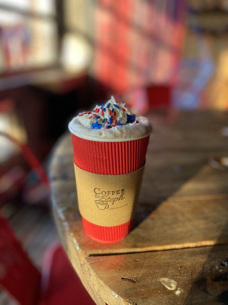 Coffee By Steph: 223 E Michigan Ave, Grayling, MI