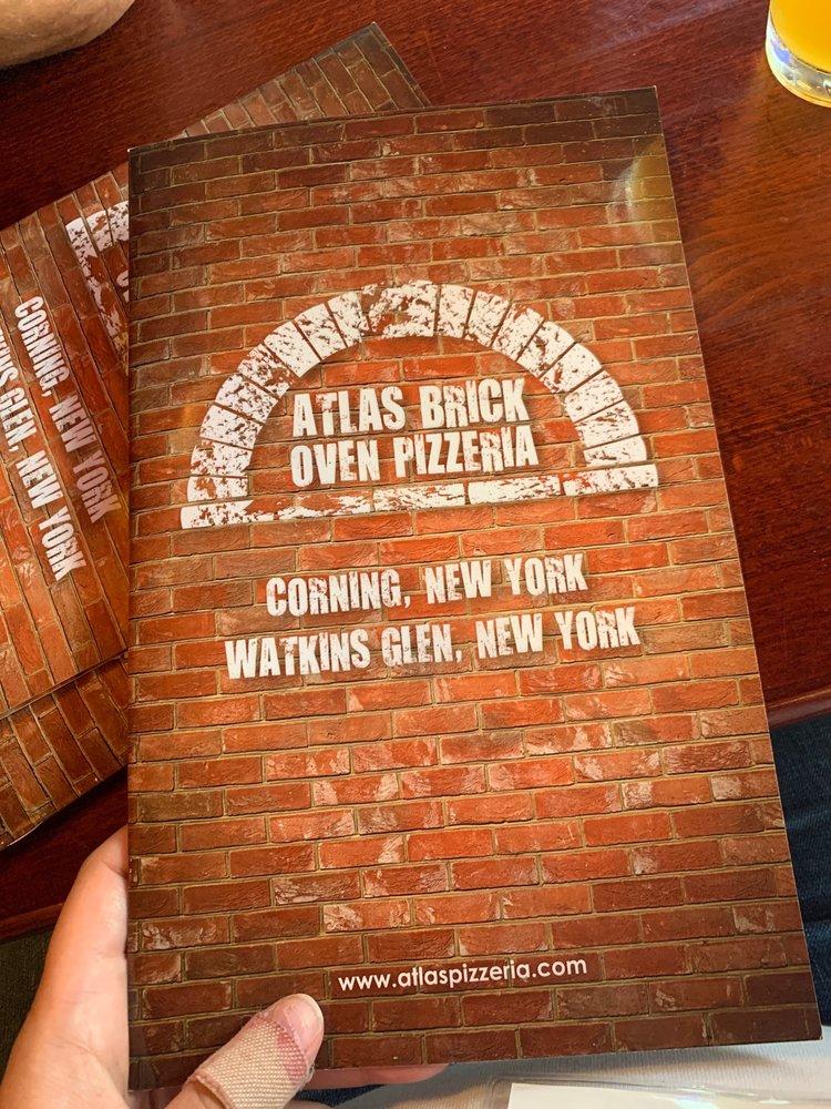 Atlas Brick Oven Pizzeria: 308 N Franklin St, Watkins Glen, NY
