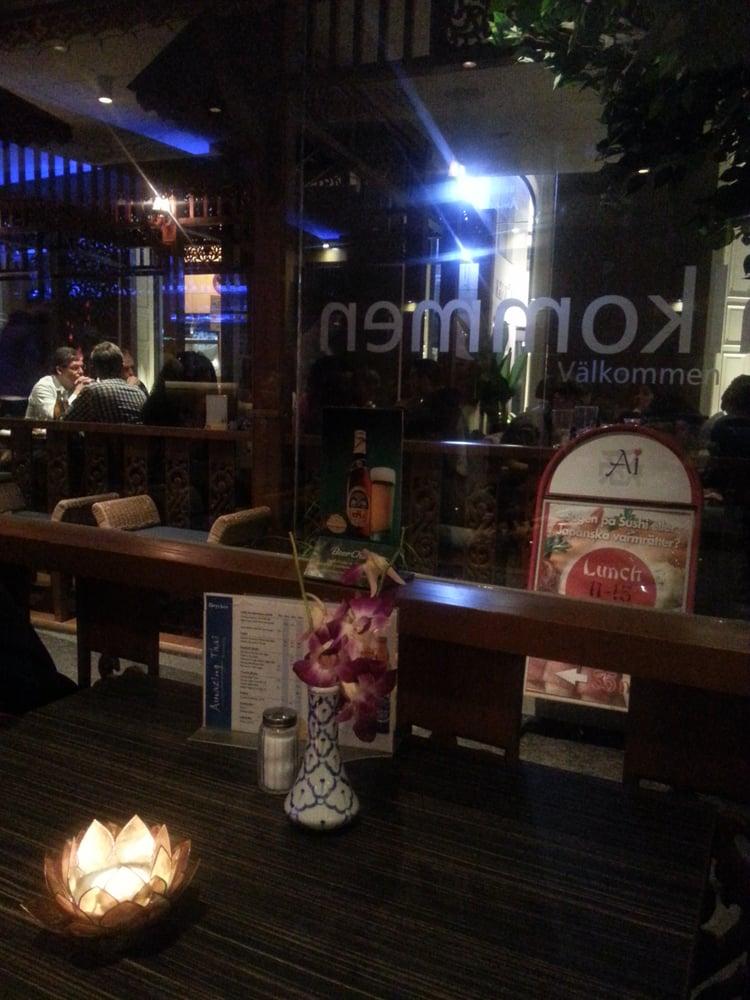 Amazing Thai Restaurang