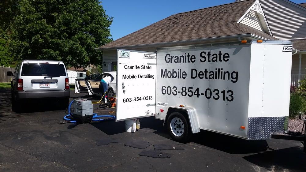 Granite State Mobile Detailing Auto Detailing