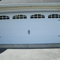 Photo Of Suburban Garage Door Service   Lake County, IL, United States.  C.H.I.. C.H.I. 5283 Carriage Double Steel ...