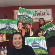 Painting with a Twist Paint & Sip 8500 Henry Ave Andorra