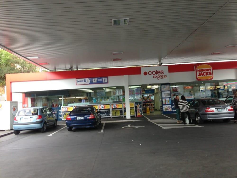 Coles Express Car Wash Near Me