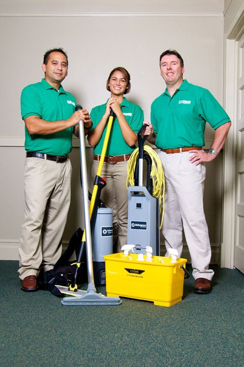 Office Pride Commercial Cleaning Services: 5114 N Nebraska Ave, Tampa, FL