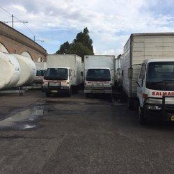 Balmain Car Truck Rentals