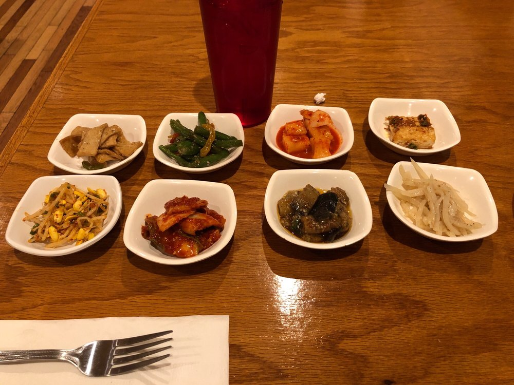 Asiana Korean Restaurant: 6875 Fountains Blvd, West Chester, OH