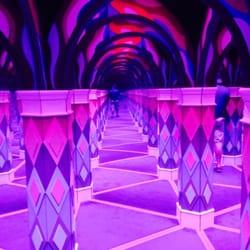 Photo Of Backstage Mirror Maze Myrtle Beach Sc United States