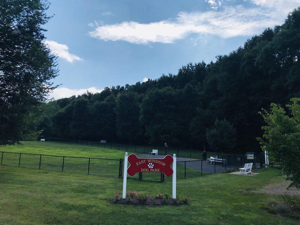 East Windsor Dog Park: 27 Reservoir Ave, Broad Brook, CT