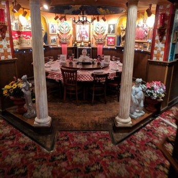 Photo Of Buca Di Beppo Italian Restaurant Pasadena Ca United States Family
