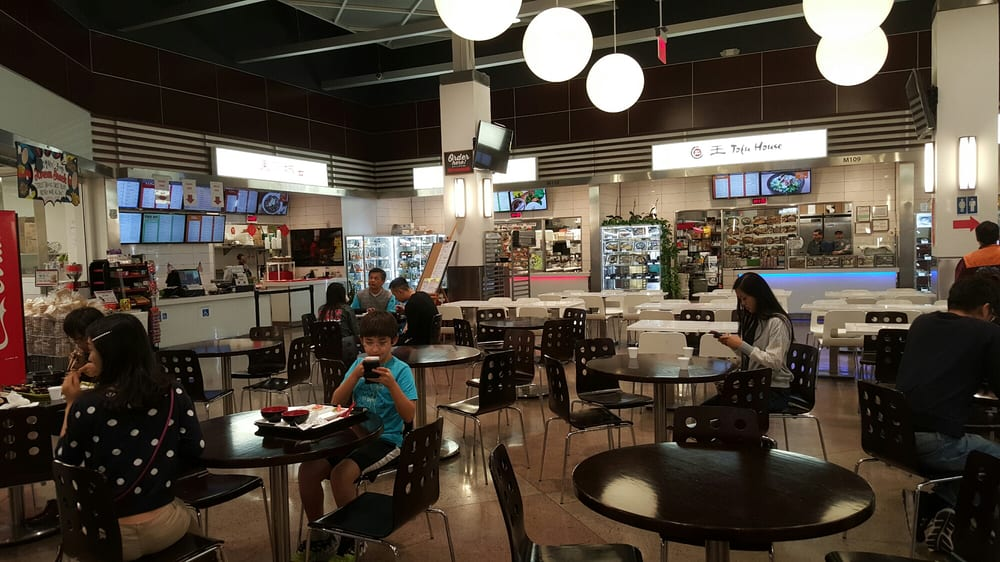 Japanese Food Court Plano