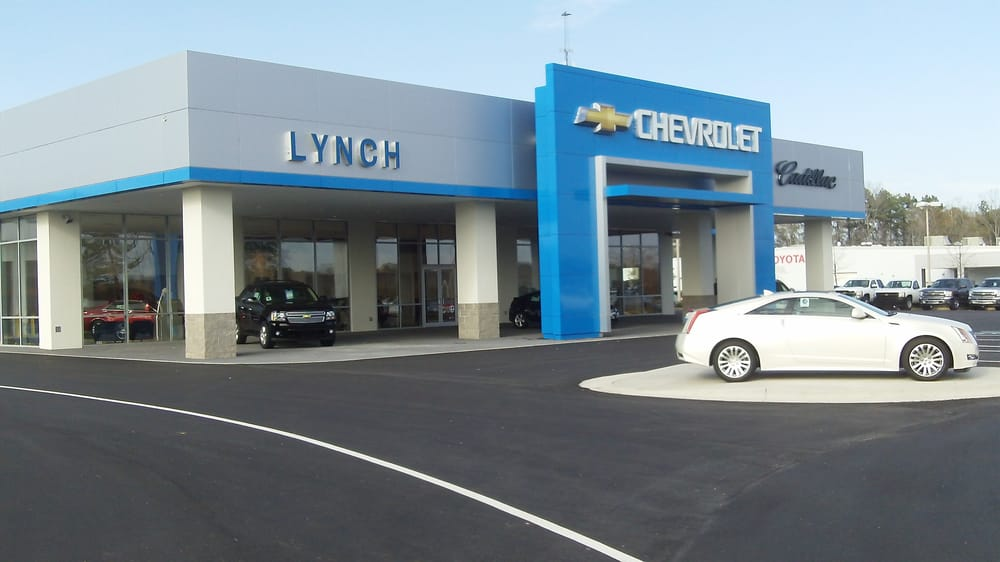 lynch chevrolet cadillac of auburn car dealers 154 w creek pkwy. Cars Review. Best American Auto & Cars Review
