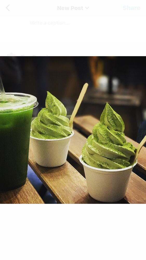 Social Spots from Tea Master Matcha Cafe & Green Tea Shop