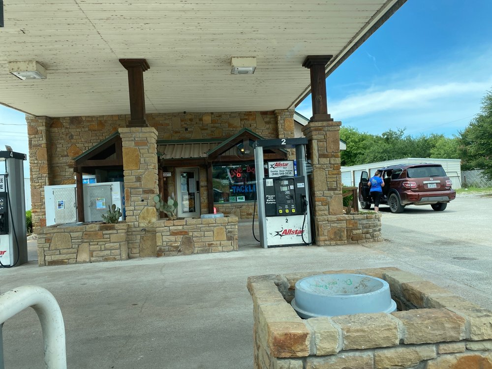 PK One Stop: 1716 Park Rd 36, Graford, TX