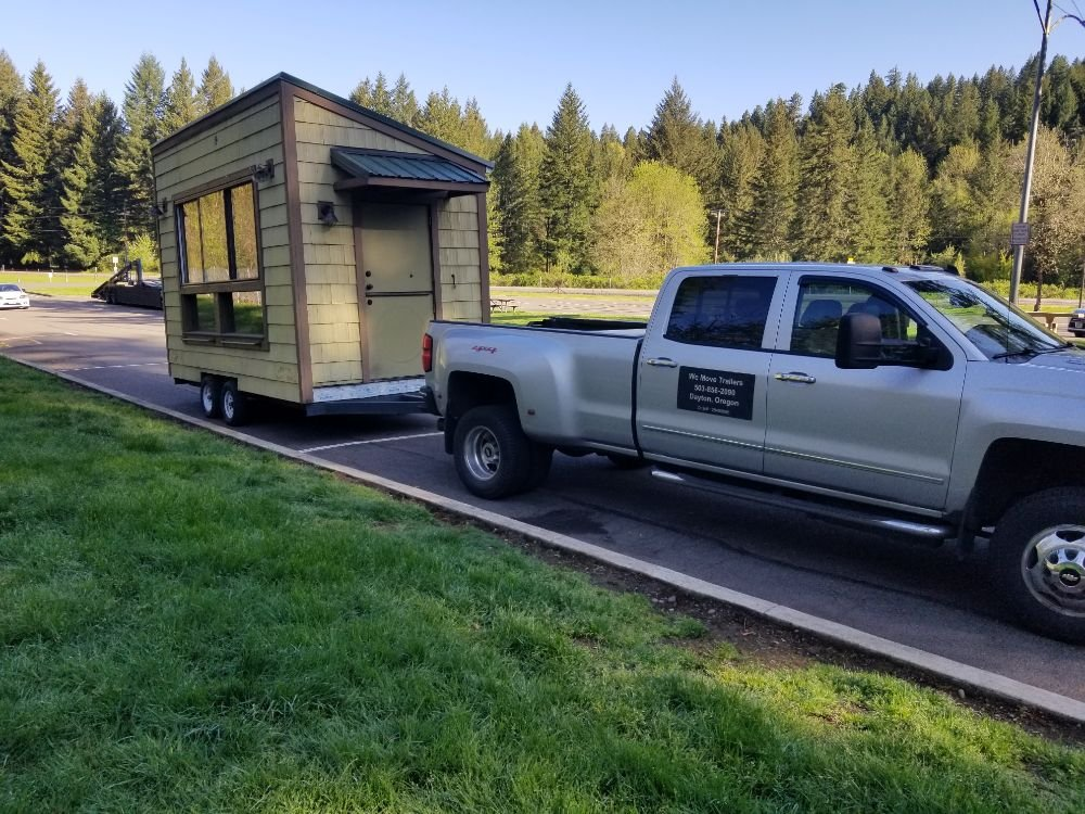 We Move Trailers: Dayton, OR