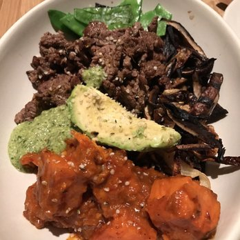 Ancient Grains Bowl With Steak Yelp