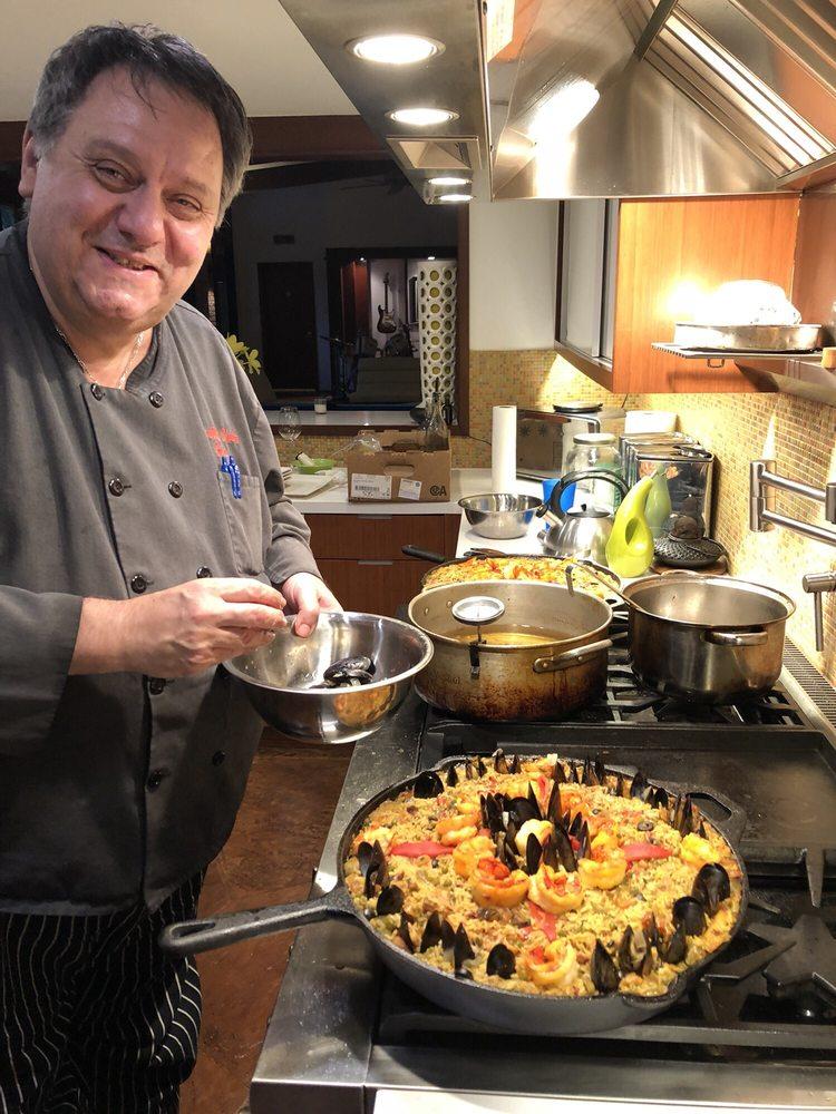 Paella Chef: 2010 North Loop W, Houston, TX