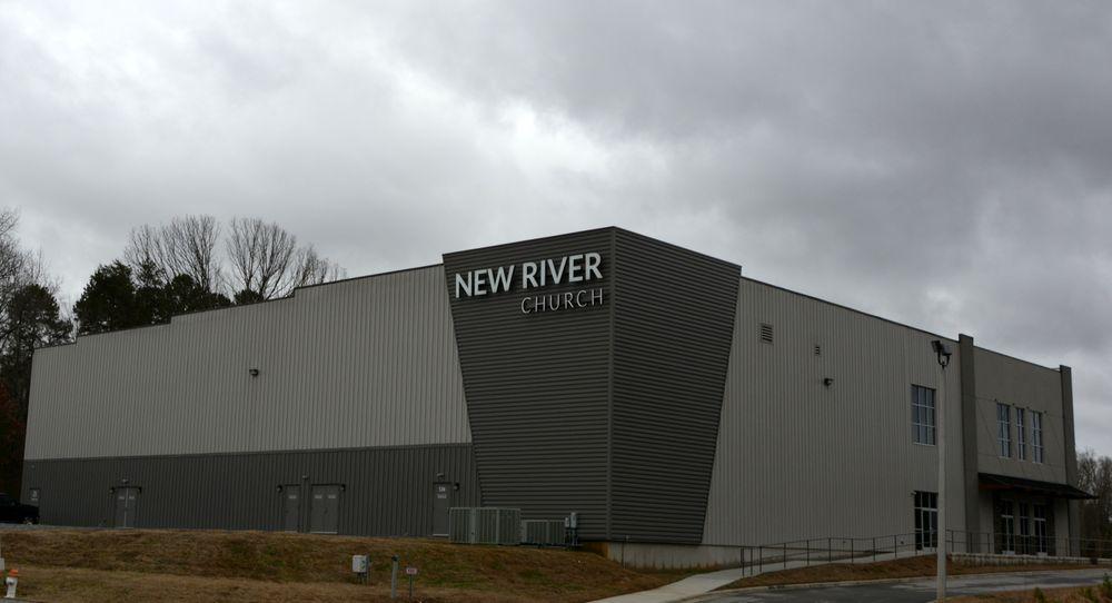 New River Church: 136 Carroll Cove Rd, Clover, SC