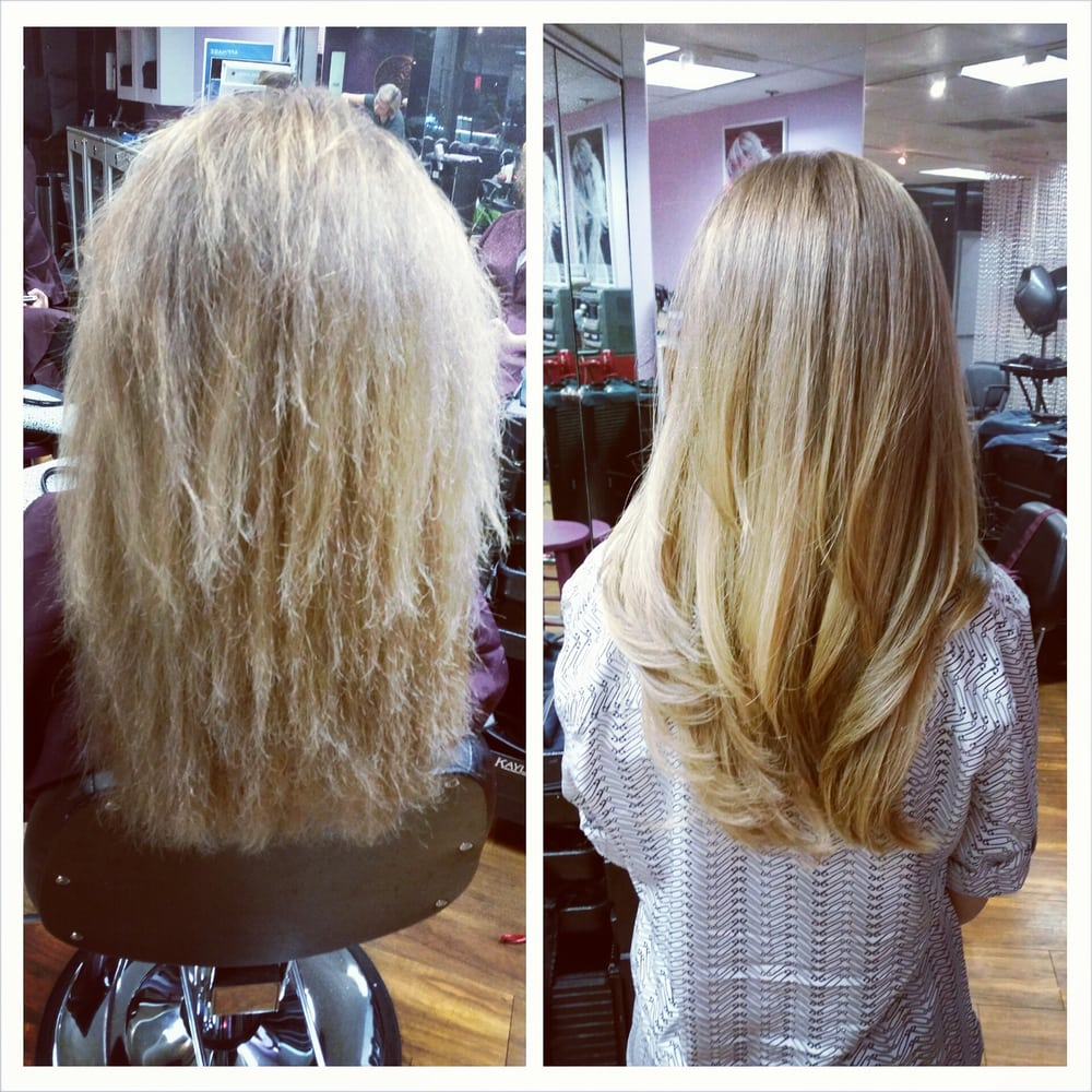 Let Me Do Magic On Your Hair Balayage Highlights Keratin
