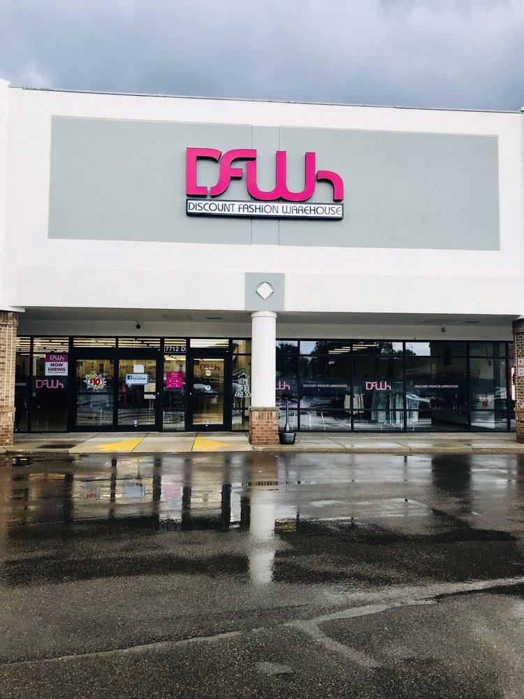 Discount Fashion Warehouse: 7712 Montgomery Rd, Cincinnati, OH