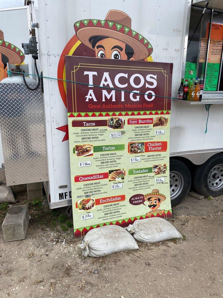 Taco Amigos: 105 Dundee Rd, Dundee, FL
