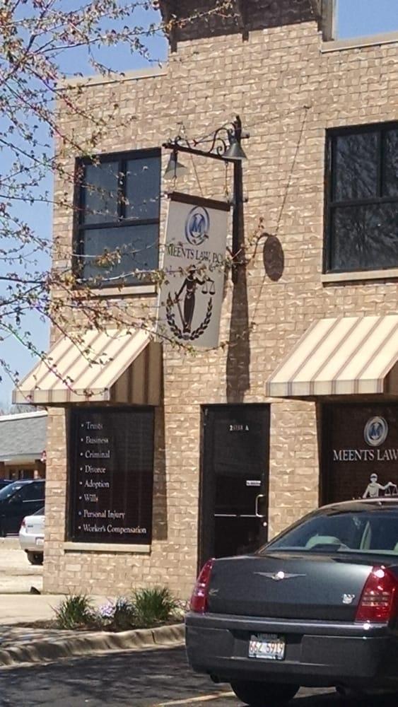 Meents Law, P.C: 25158A W Eames, Channahon, IL