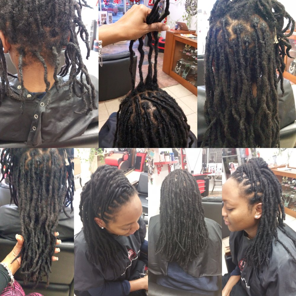 Braids by bee is known to repair natural locs if one for Benite home depot