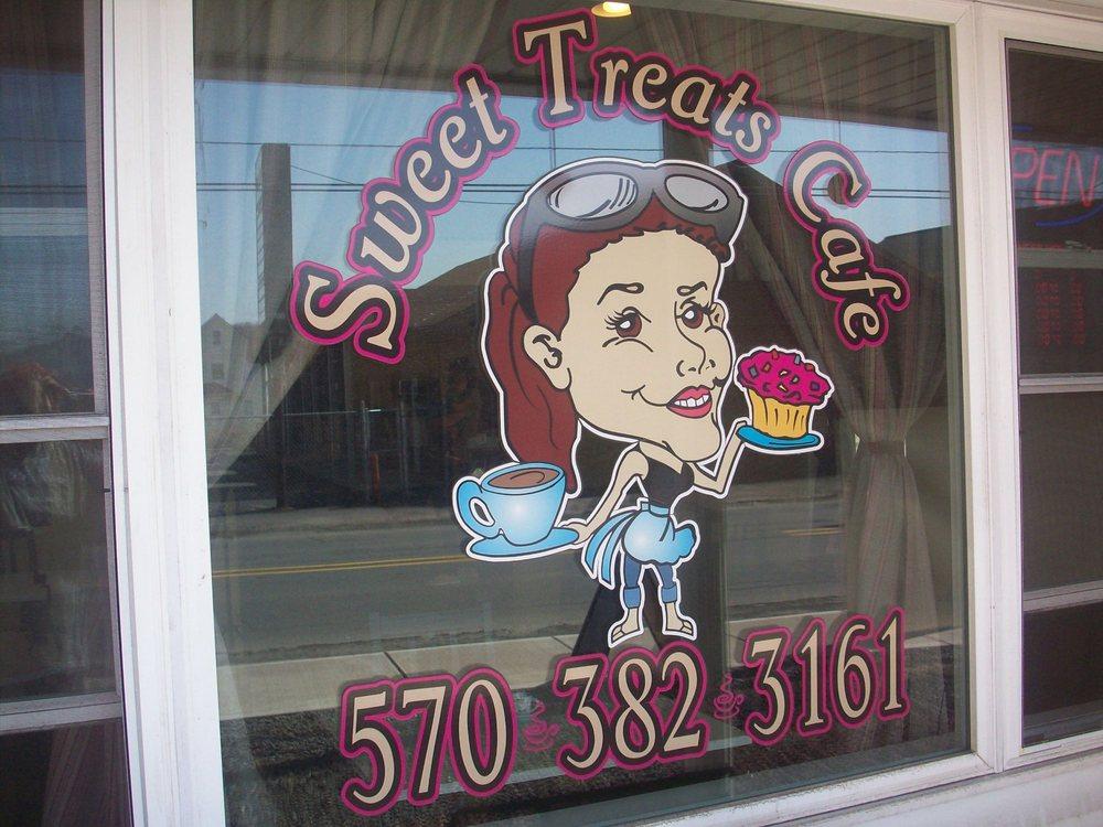 Sweet Treats Cafe: 1000 Main St, Peckville, PA