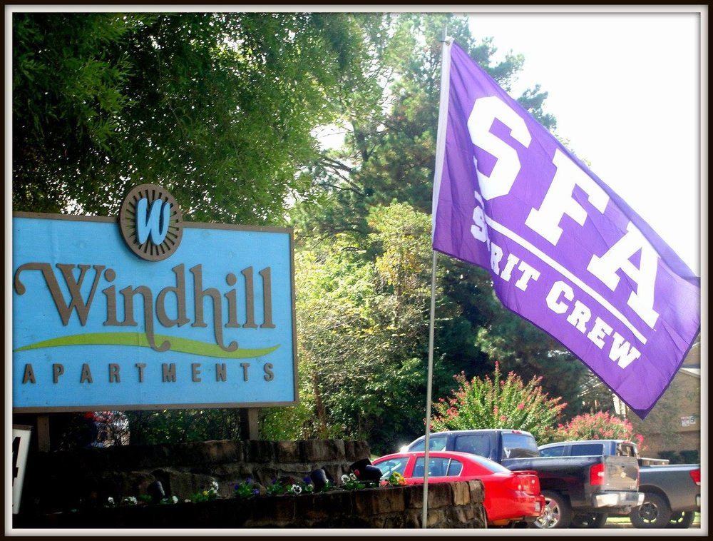 Windhill Apartments: 1324 Pruitt Hill Dr, Nacogdoches, TX