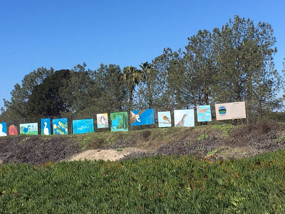 San Diego River Murals: San Diego, CA