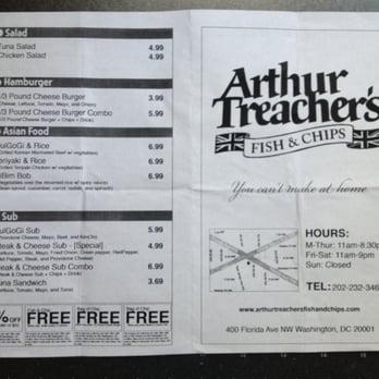 Arthur treacher s fish and chips closed 16 photos 13 for Arthur treachers fish and chips