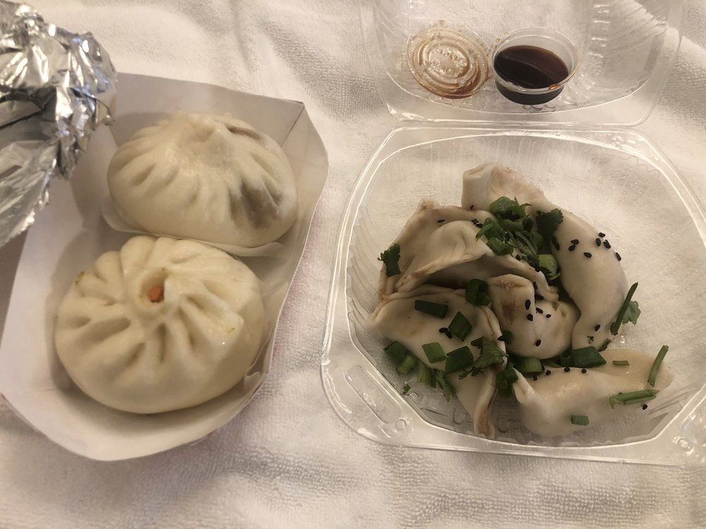 Food from Bao Bao