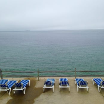 Photo Of Pilgrim Sands Motel   Plymouth, MA, United States. View From Ocean