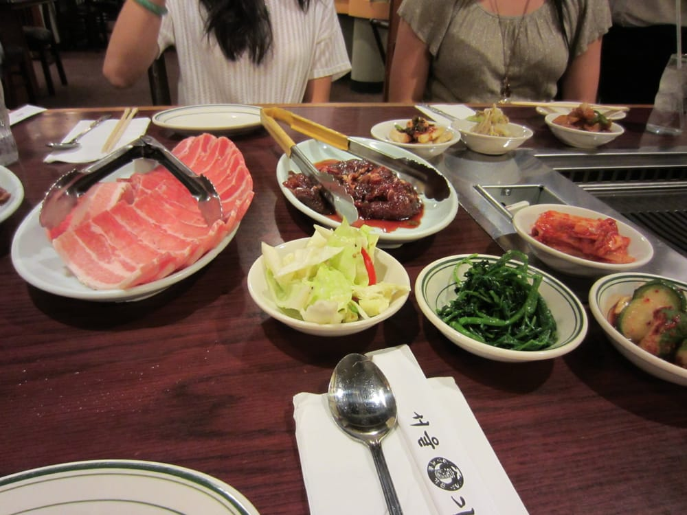 Korean Bacon Bulgogi And Sides Yelp