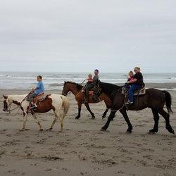 Photo Of Long Beach Horse Rides Wa United States