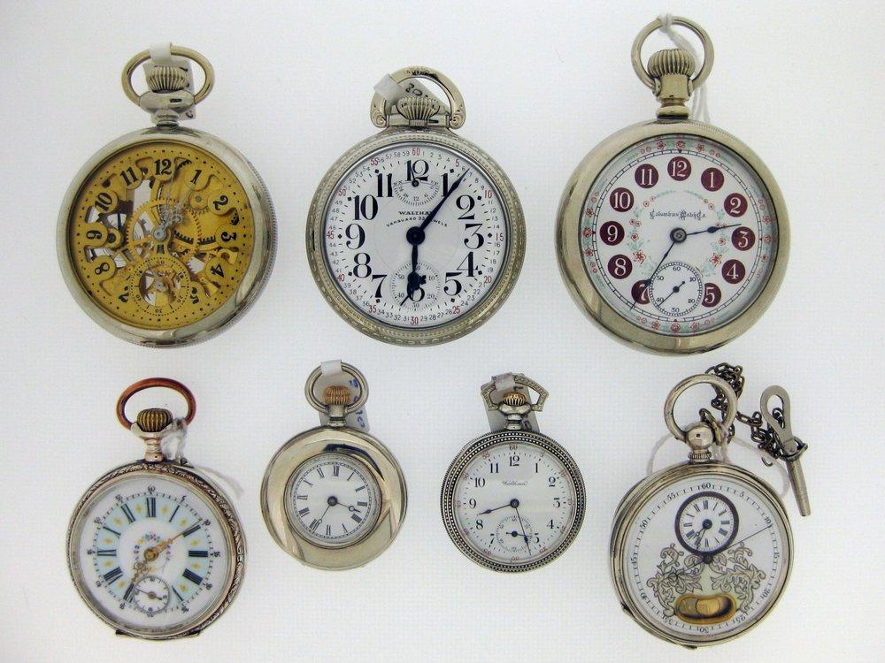 Timekeeper Watch Repair & Sales: 1121 E State St, Eagle, ID