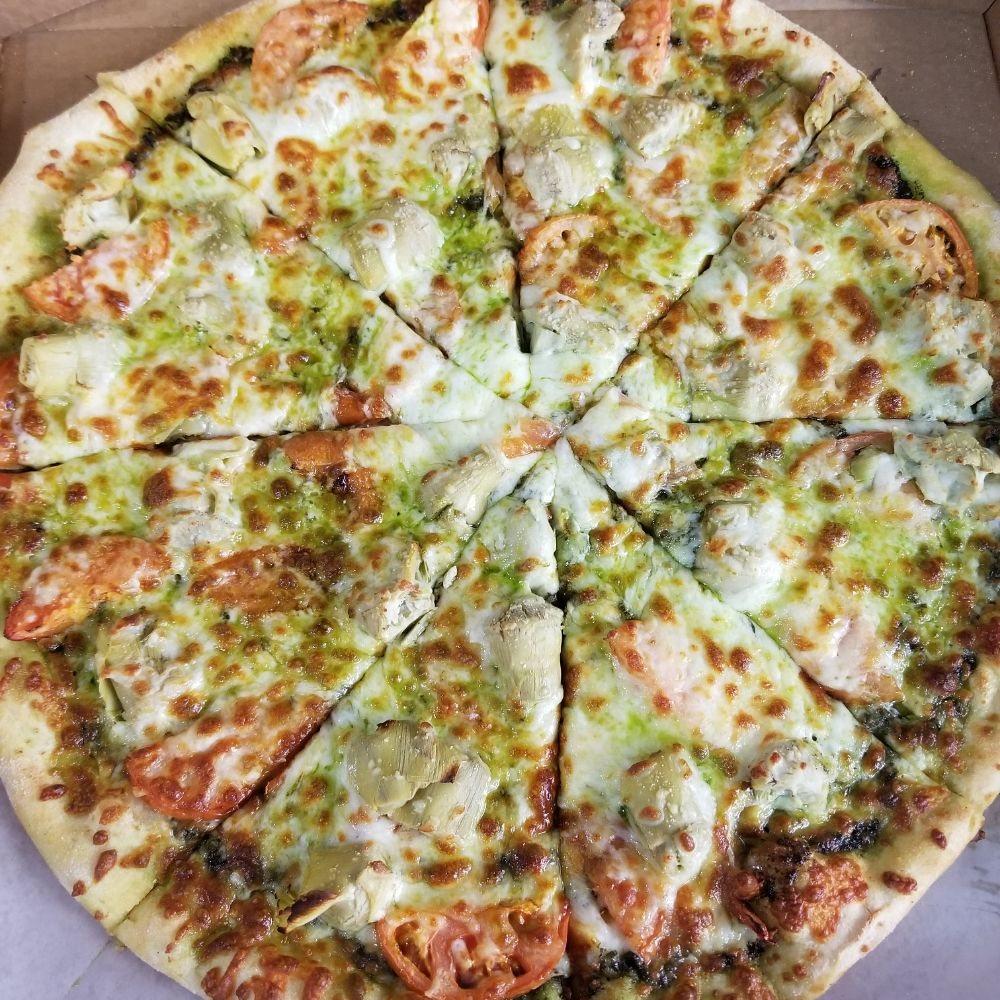 Amore Pizza & Kitchen: 509 High St, Medford, MA