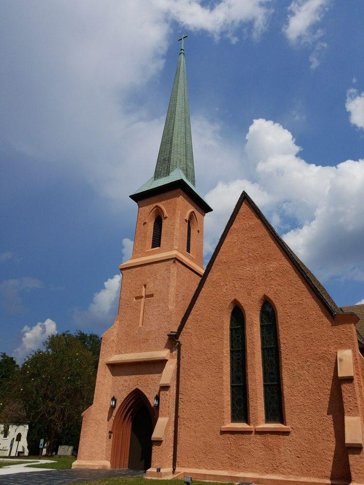 Church of the Holy Cross: 335 N Kings Hwy, Sumter, SC