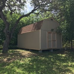 Photo Of J B Woolf Sheds   San Antonio, TX, United States. The Outside