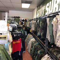 Steve's Army Surplus - 20 Photos - Military Surplus - 1100 E Plumb
